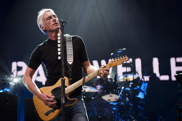 "File photo dated 31/03/17 of Paul Weller on stage during a fundraising concert for the Teenage Cancer Trust at the Royal Albert Hall, as the singer has revealed his upcoming album will be a ""call for peace""."
