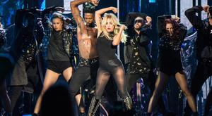 Talking about a new generation: Lady Gaga headlined the Saturday night at the festival