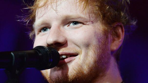 ED Sheeran has revealed some key details about his forthcoming cameo in 'Game of Thrones'. Photo: PA