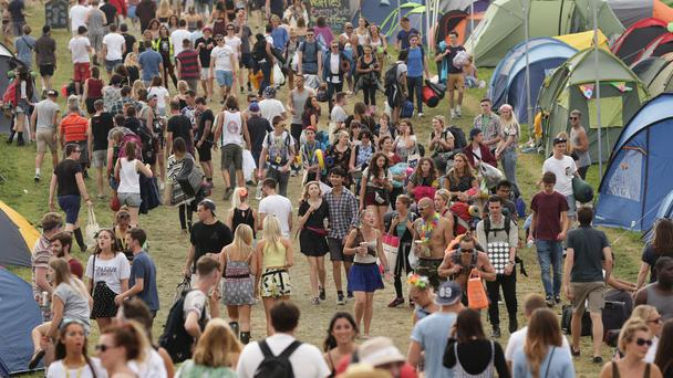 Music festival websites to go dark to campaign against sexual assault