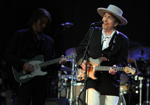 Labour of love: Dylan will leave his own mark on the Great American Songbook