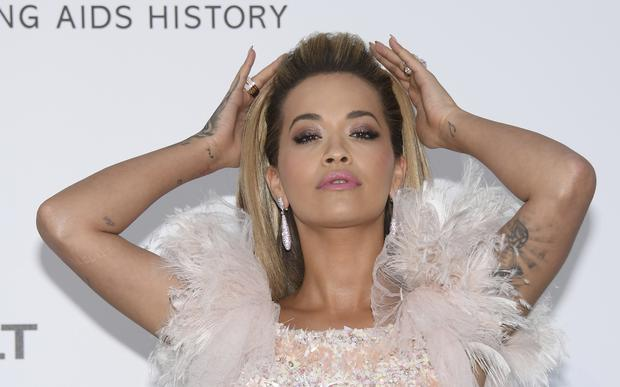 3835a5027c65 Rita Ora: Split from Jay Z's record label 'mutual and respectful ...