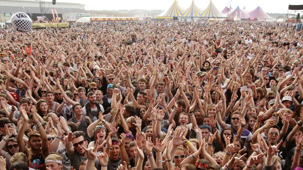 Call for drug safety testing at summer music festivals