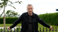 Rose-tinted glasses: Billy Bragg says he doesn't like to be too nostalgic about the past and still has a passion for new music. Photo: Caroline Quinn