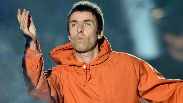 Liam Gallagher appears to reveal solo album tracklisting ( Dave Hogan for One Love Manchester/PA)