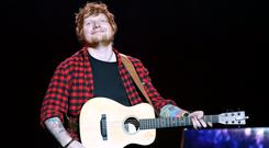 Ed Sheeran is sick of online abuse (Yui Mok/PA)
