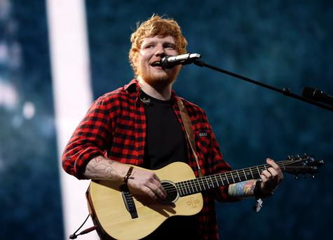 Ed Sheeran has been targeted by trolls (Yui Mok/PA)