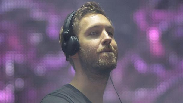 Calvin Harris (Joe Giddens/PA)