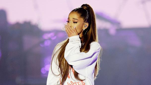 Ariana Grande is honorary citizen of Manchester