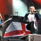 Linkin Park had been releasing new songs (Lewis Stickley/PA)