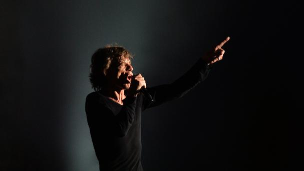 Mick Jagger Releases 2 Tracks in New Audio-visual Project