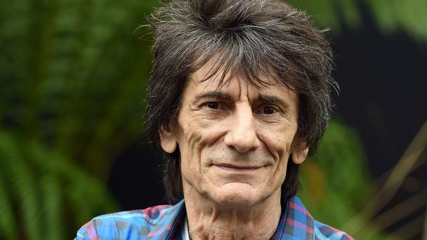 Ronnie Wood (Andrew Matthews/PA)