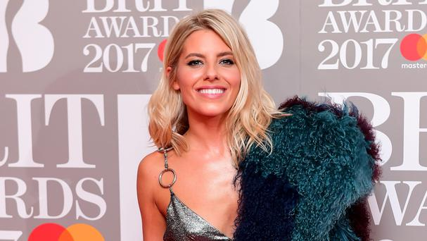 Mollie King (Ian West/PA)