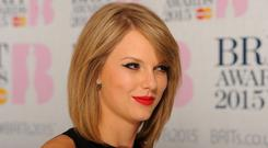 Taylor Swift sued for one dollar and a chance to stand up for women (Dominic Lipinski/PA)