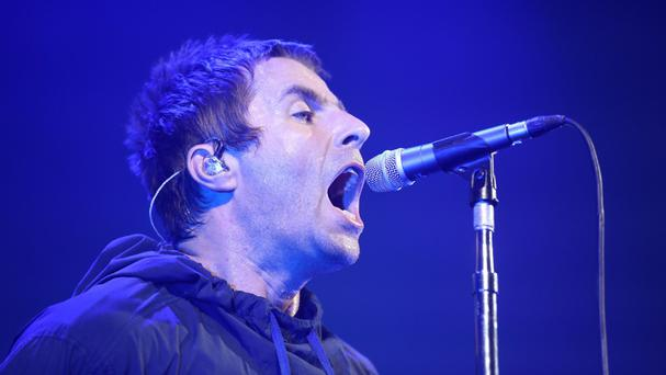 Liam Gallagher (PA)
