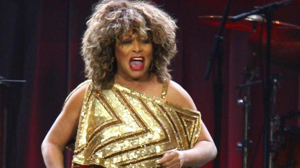 Tina Turner in concert