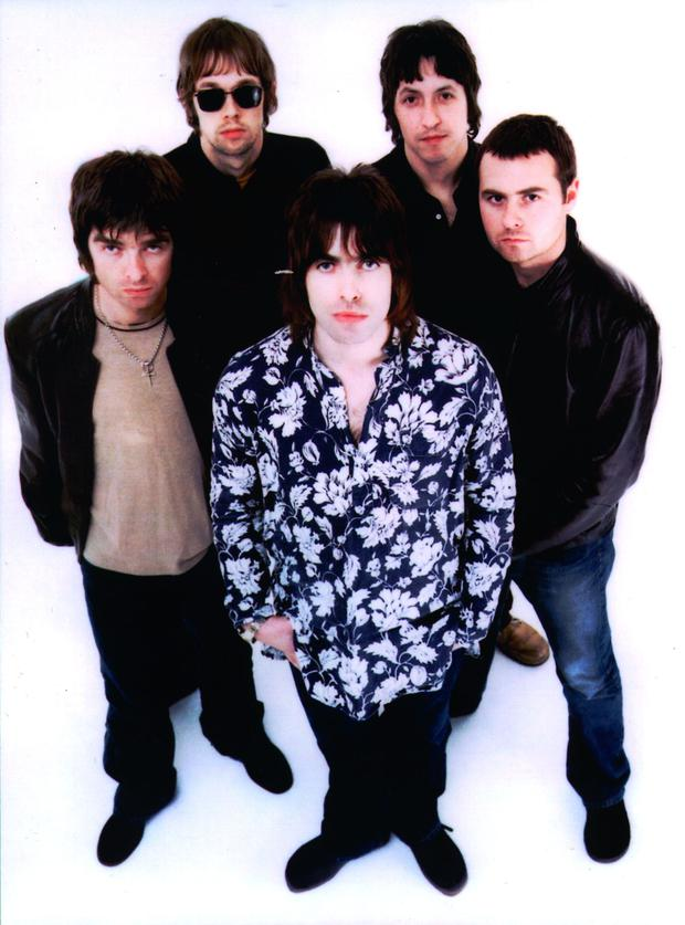 Oasis band picture