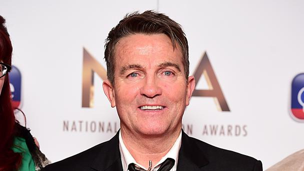 Bradley Walsh (Ian West/PA)