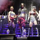 The Pussycat Dolls live – The O2 Arena – London