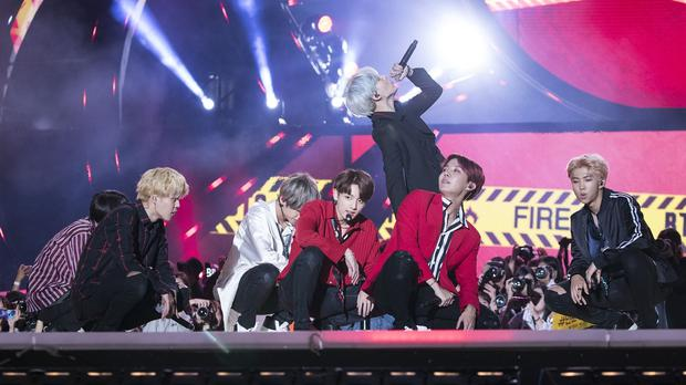 7 things you need to know about BTS, the world's biggest K