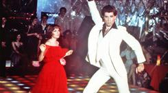 Lord of the dance: John Travolta in Saturday Night Fever