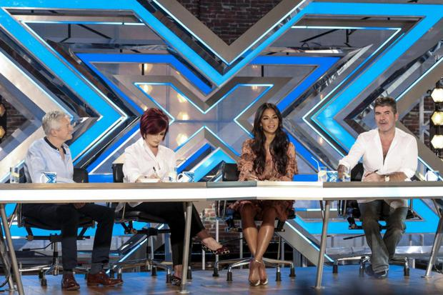 It may be the end of The X Factor judges who have lost their appeal as ratings plummet