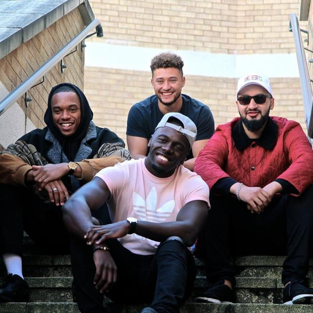 Rak-Su are one of the finalists who will battle it out tomorrow
