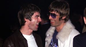 NME Awds Noel and Liam