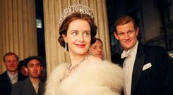 Elizabeth in The Crown