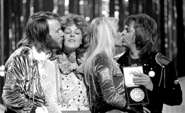 ABBA Announces Reunion, New Music class=