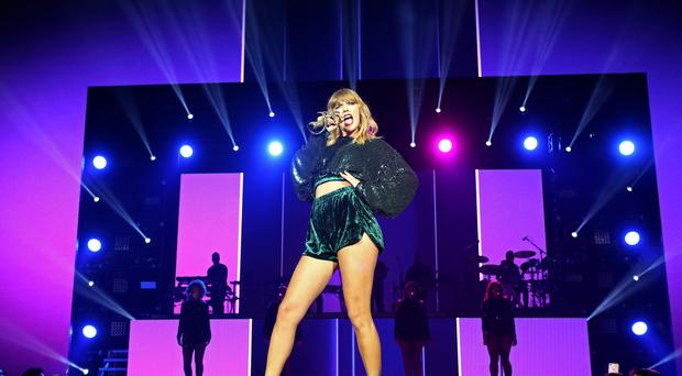 Taylor Swift releases Reputation tour trailer on her birthday