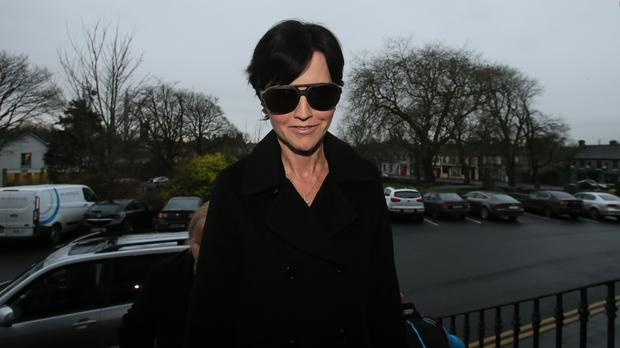 Dolores O'Riordan court case