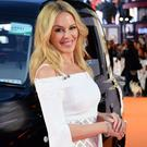 Kylie Minogue split from fiance Joshua Sasse last February (Ian West/PA)