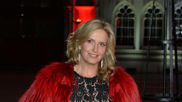 Penny Lancaster diagnosed with learning difficulty
