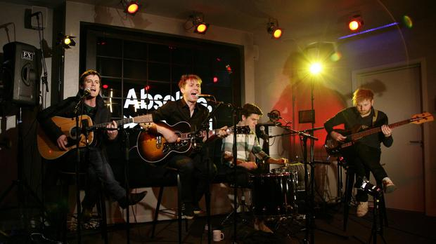Franz Ferdinand are back with a new album (Yui Mok/PA)