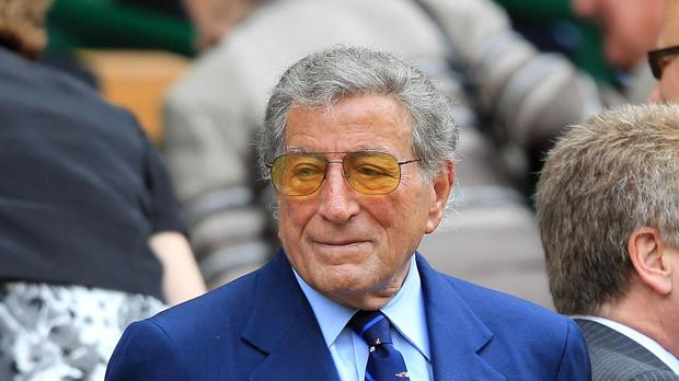 Tony Bennett won at the 60th Grammys