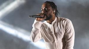 Kendrick Lamar, Wednesday, 3Arena, Dublin. Photo: Getty Images
