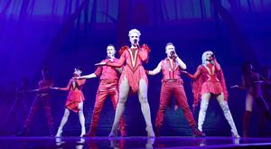 Steps in concert (Ian West/PA)