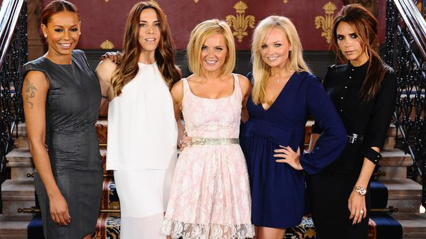 The Spice Girls are expected to reunite (Ian West/PA)