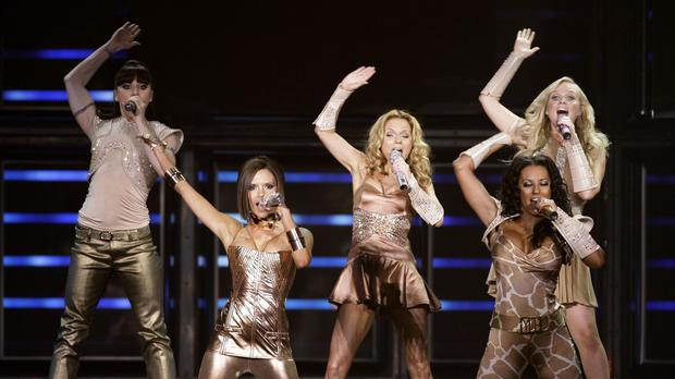 Spice Girls in concert – London
