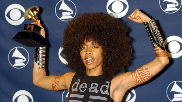 It will be Erykah Badu's only festival performance in the UK in 2018 (Rich Lee/PA)