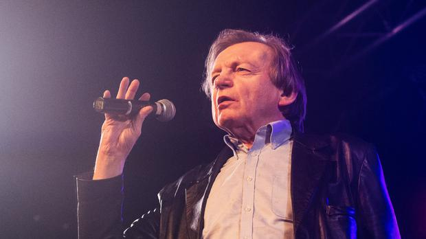 The Fall's Mark E Smith (REX)