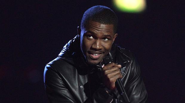 Frank Ocean has covered the classic Moon River (Yui Mok/PA)