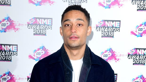Loyle Carner collected the best British solo artist prize at the NME Awards (Ian West/PA)