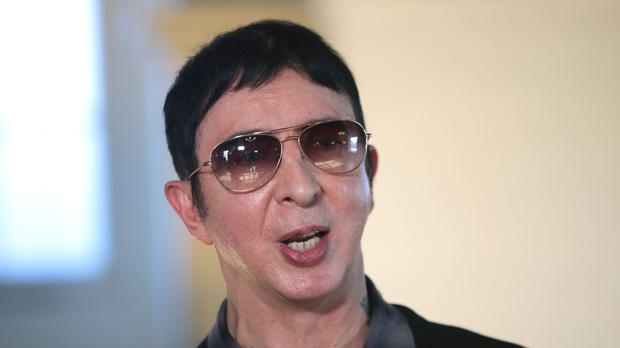 Soft Cell's Marc Almond (Yui Mok/PA)