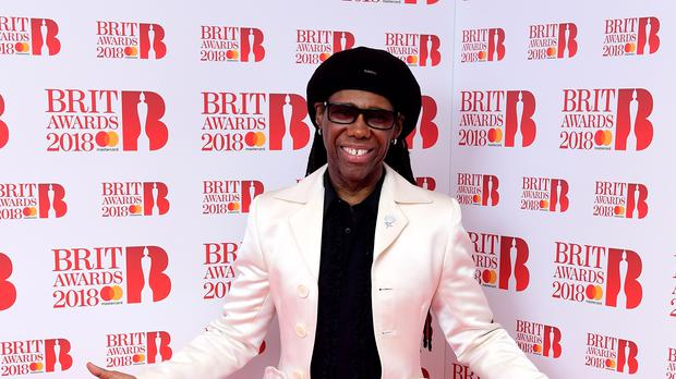 Nile Rodgers (Ian West/PA)