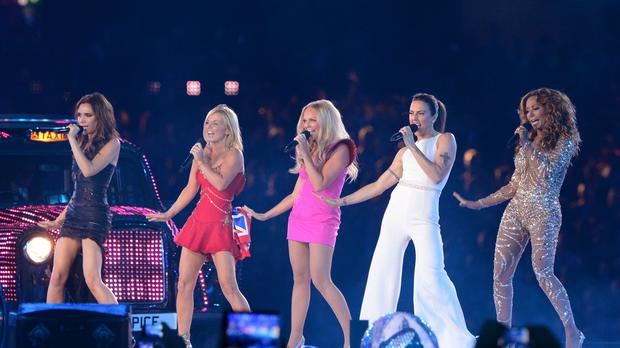 The Spice Girls have been invited to the wedding of Price Harry and Meghan Merkle (Anthony Devlin/PA)