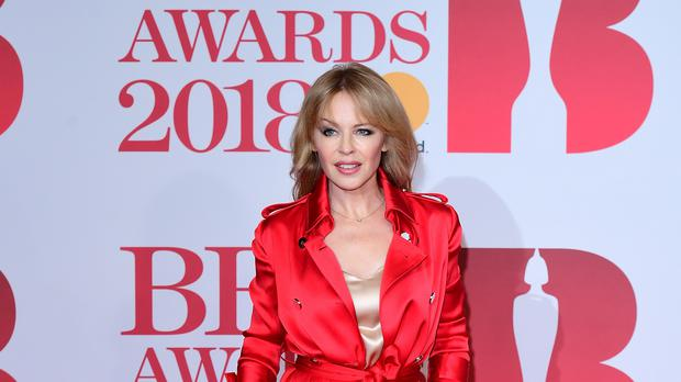 395814acd3 Kylie Minogue praises Time s Up for giving others a voice ...