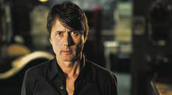 Artistic streak: Brett Anderson says the part of the book he found most emotional to write about was the death of his mother, who died in the same year he formed Suede