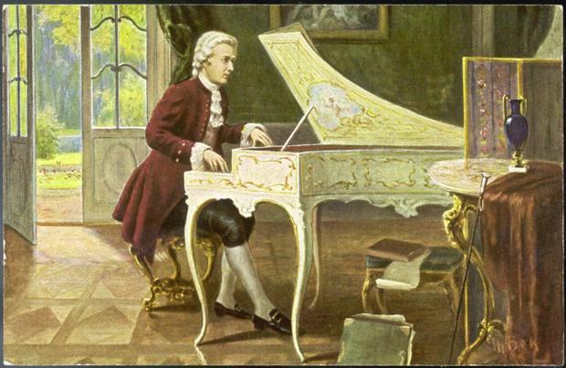 Hitting the right note: Mozart wrote his concertos to showcase his own talent